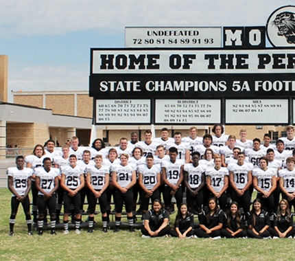 1988 Permian Panthers